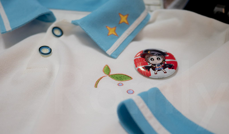 マコイメージポロシャツ
