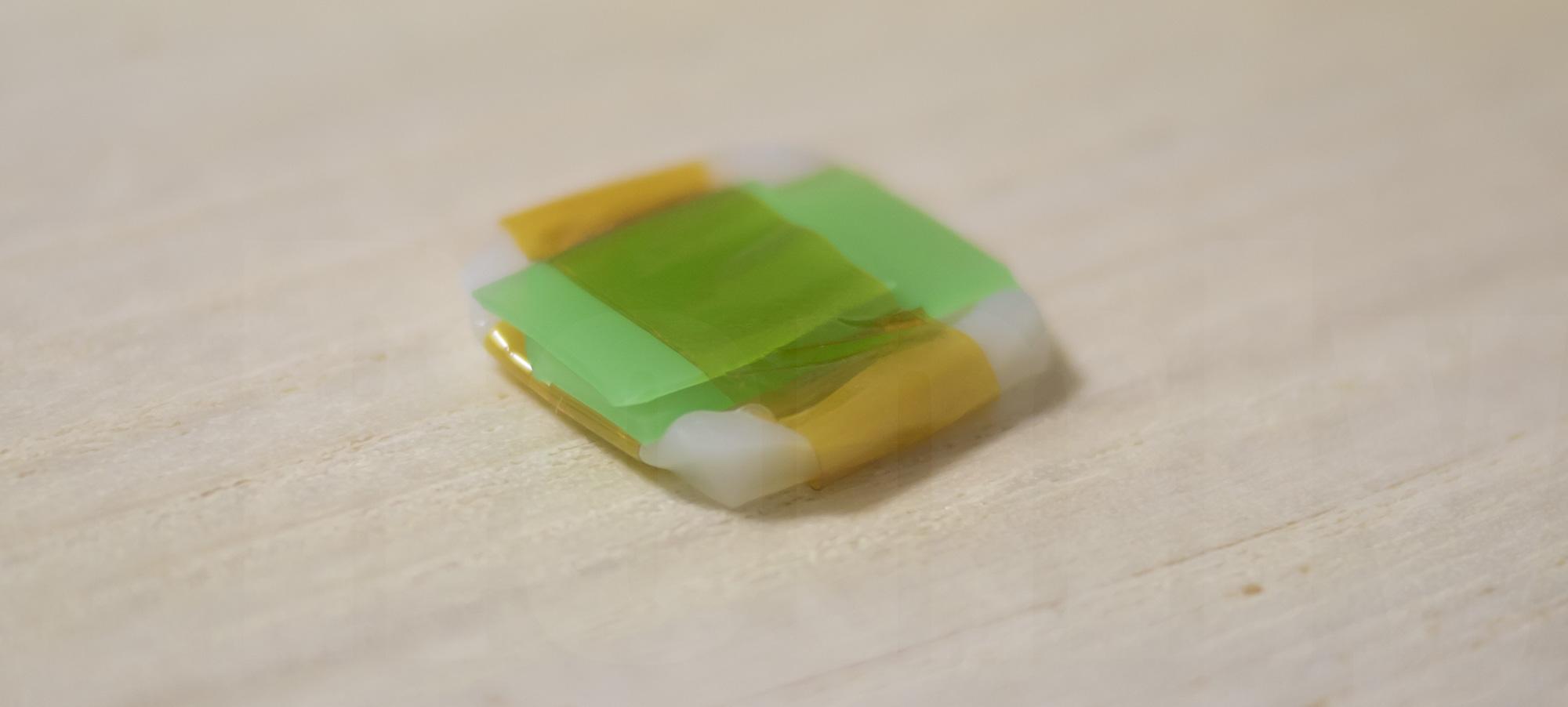 Keycap dye-sub... LOL