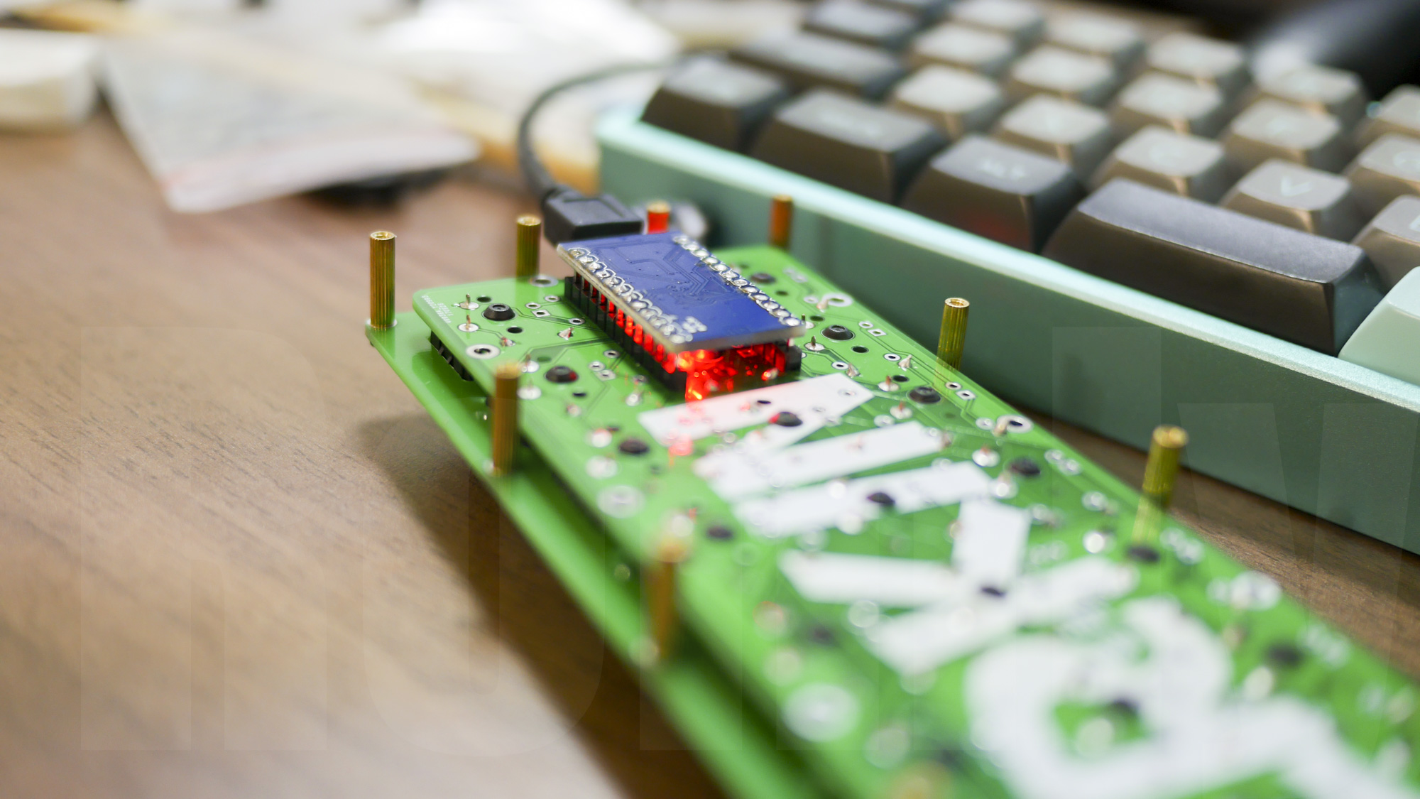 How to flash Gherkin firmware
