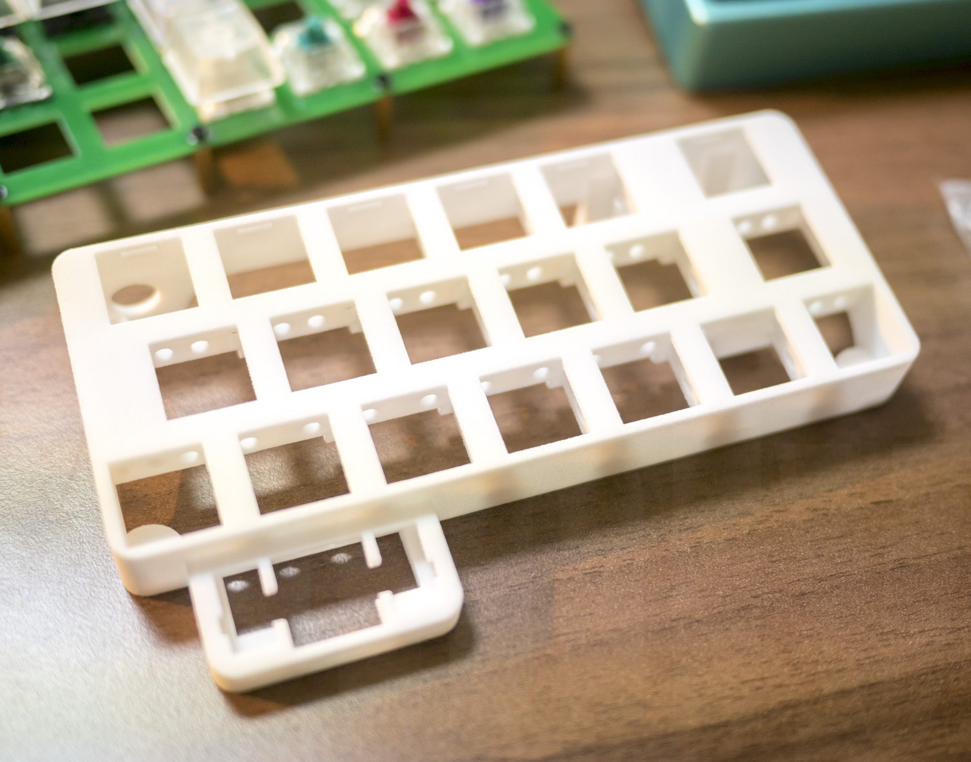 INSS40 3D print