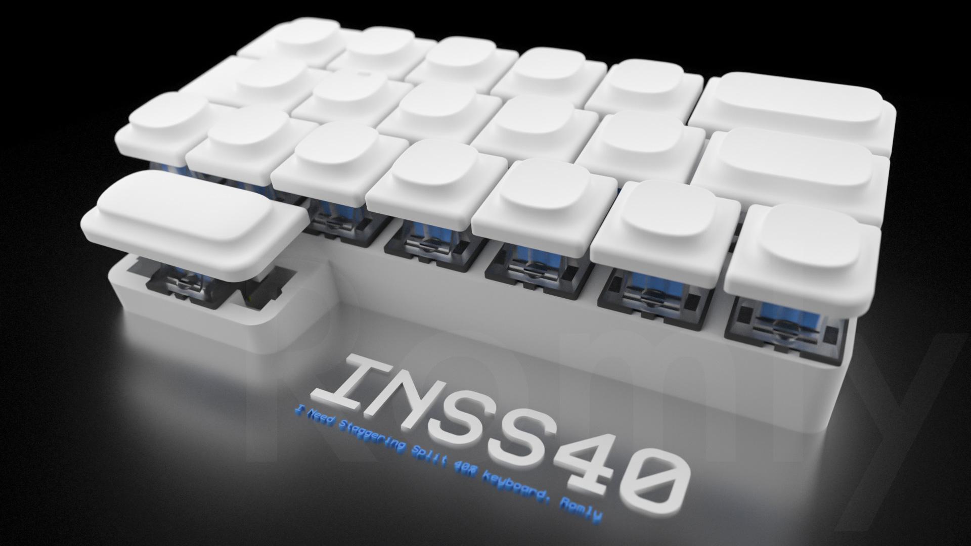 INSS40 design
