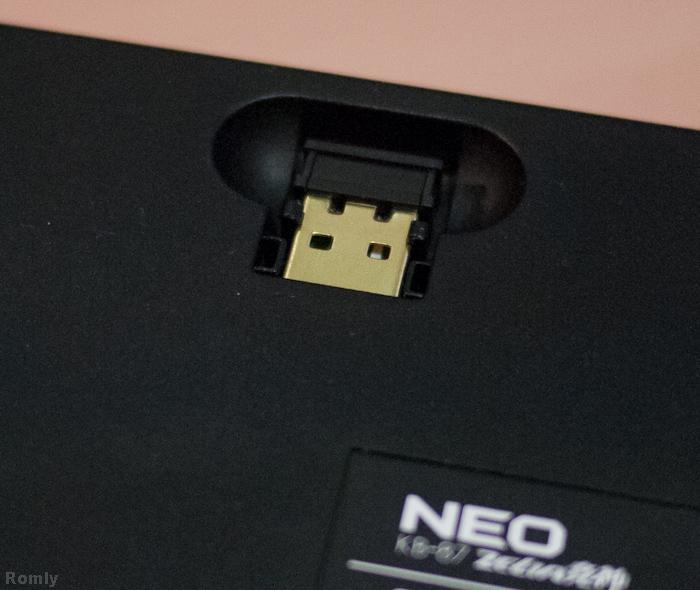 NEO KB-87 Zelia 竞神 USBレシーバー