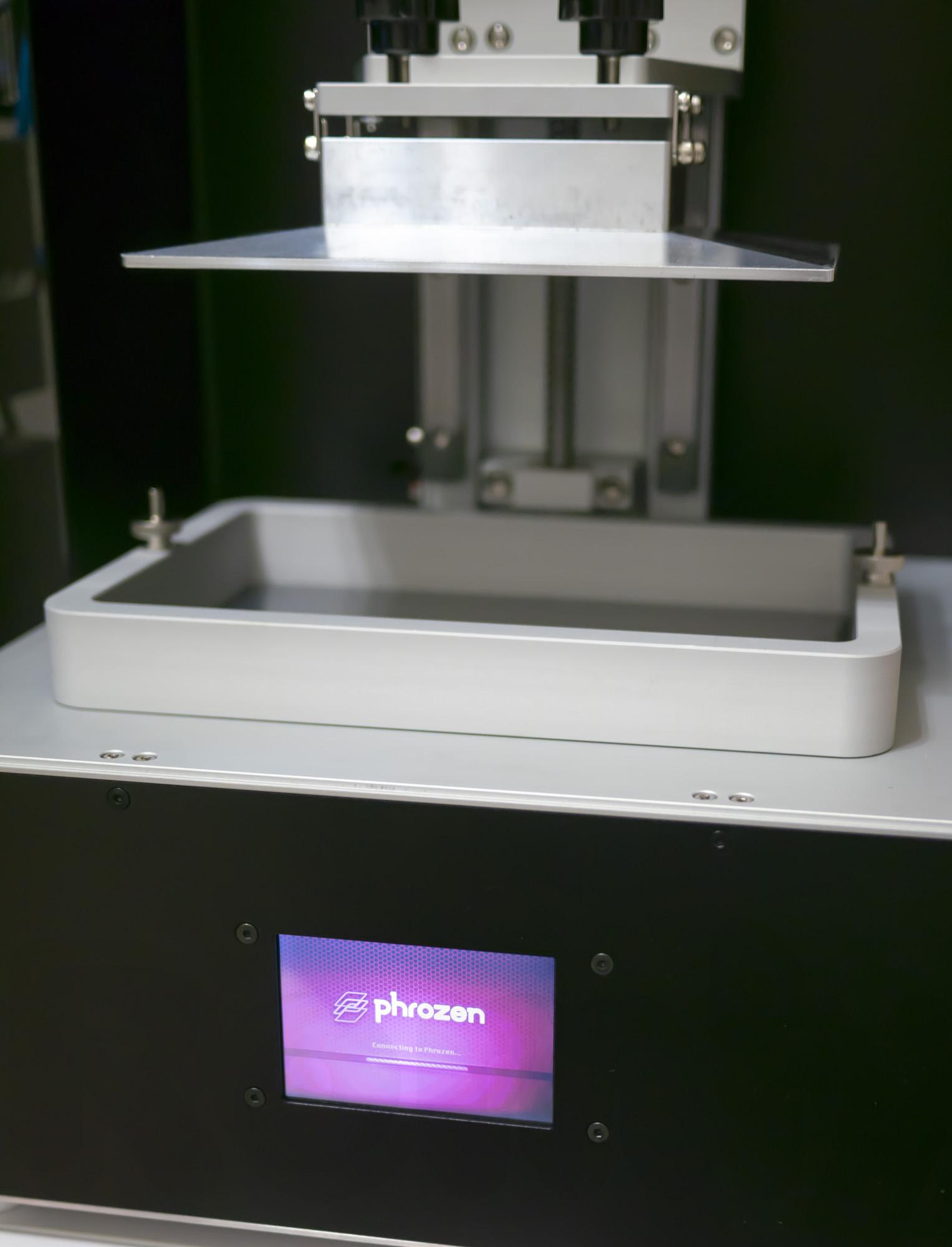 Phrozen Shuffle First Launch