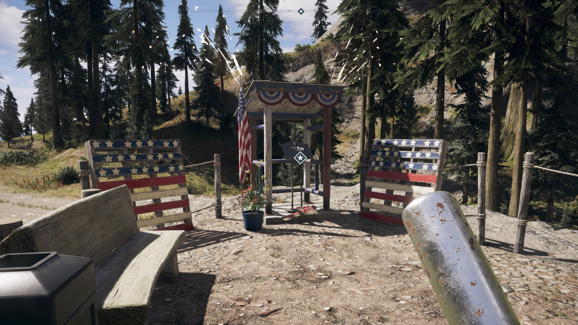 FARCRY5 クラッチ・ニクソン