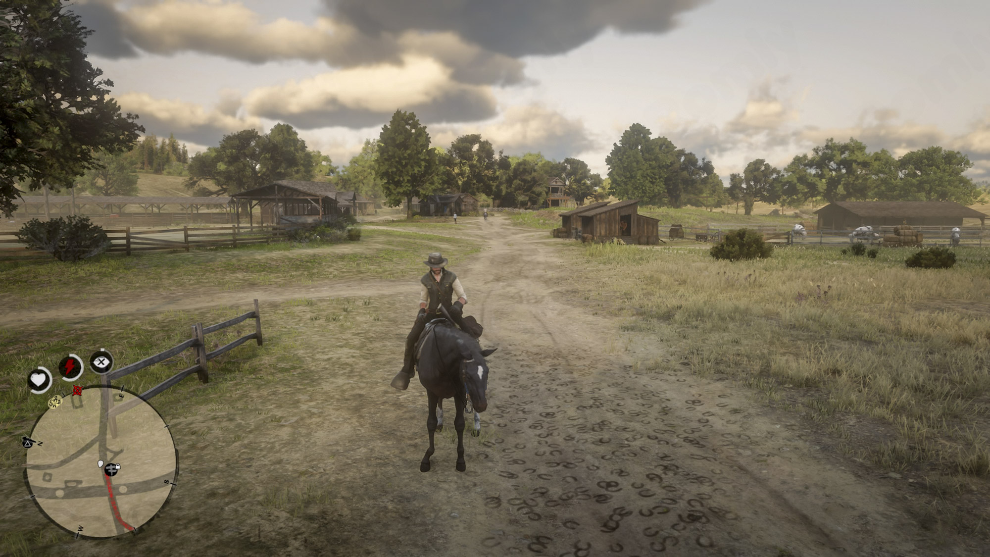 Red Dead Redemption 2 マクファーレン牧場