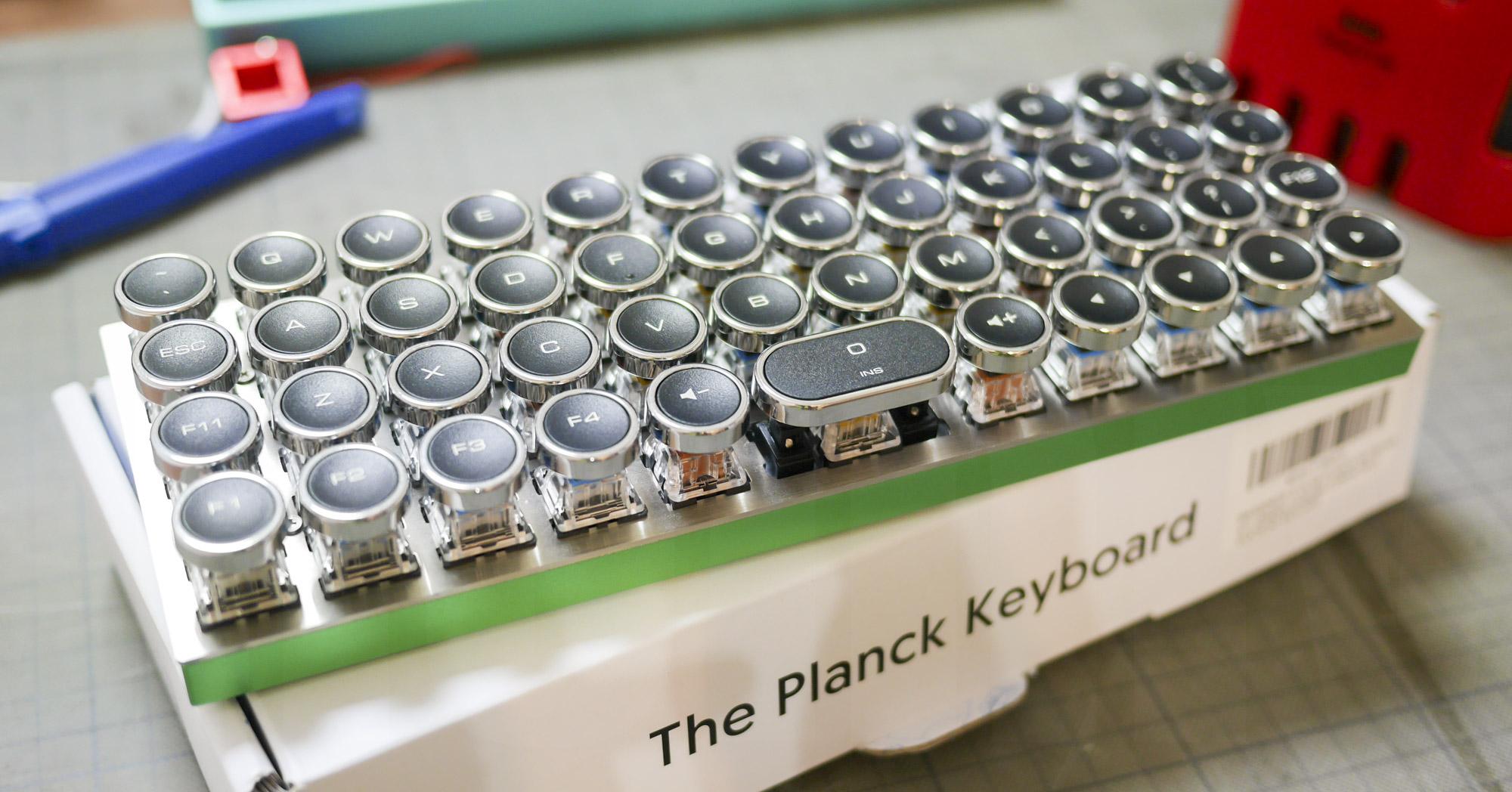 Planck TypeWriter