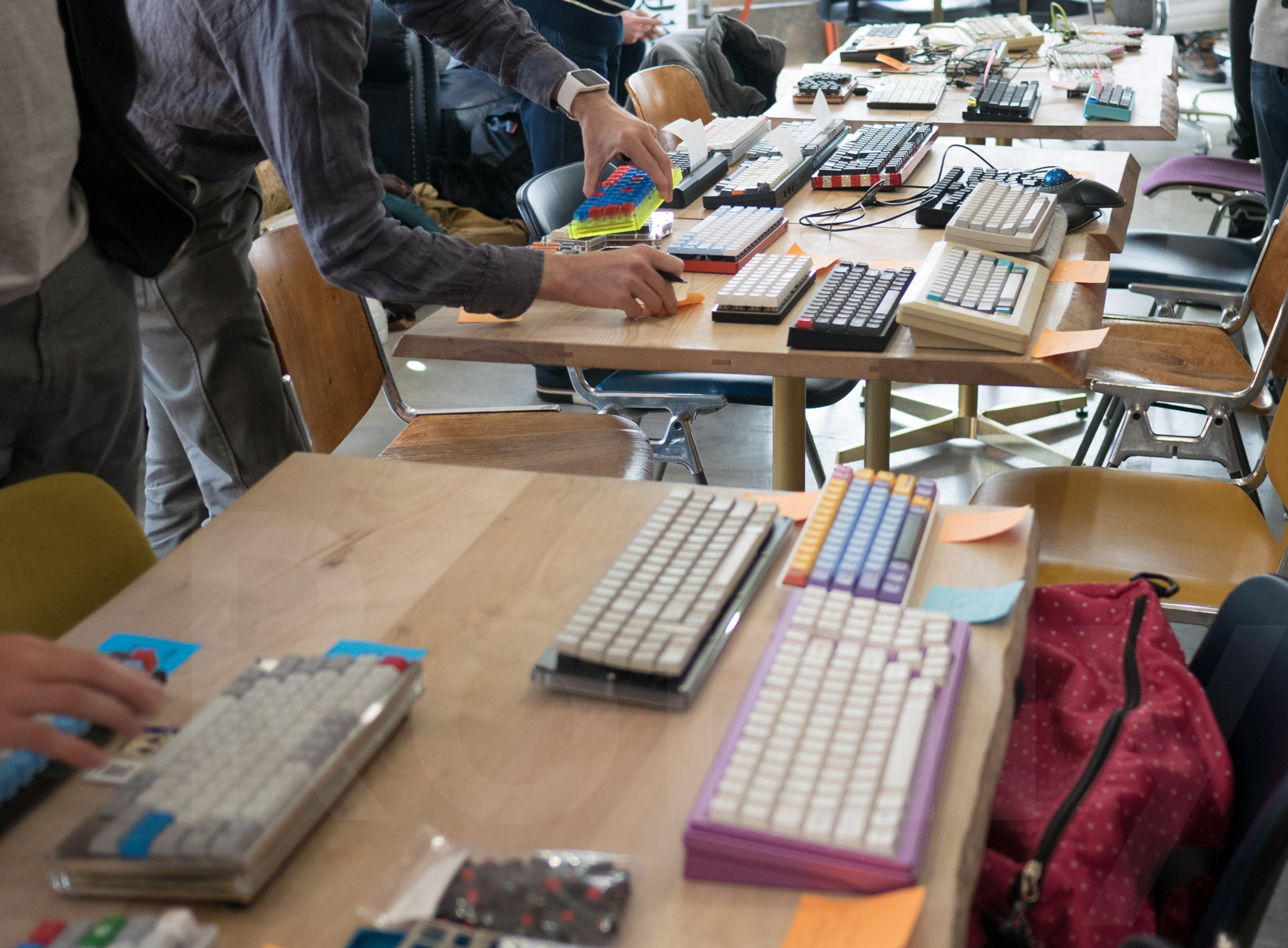 Tokyo Mechanical Keyboard Meetup Vol.2