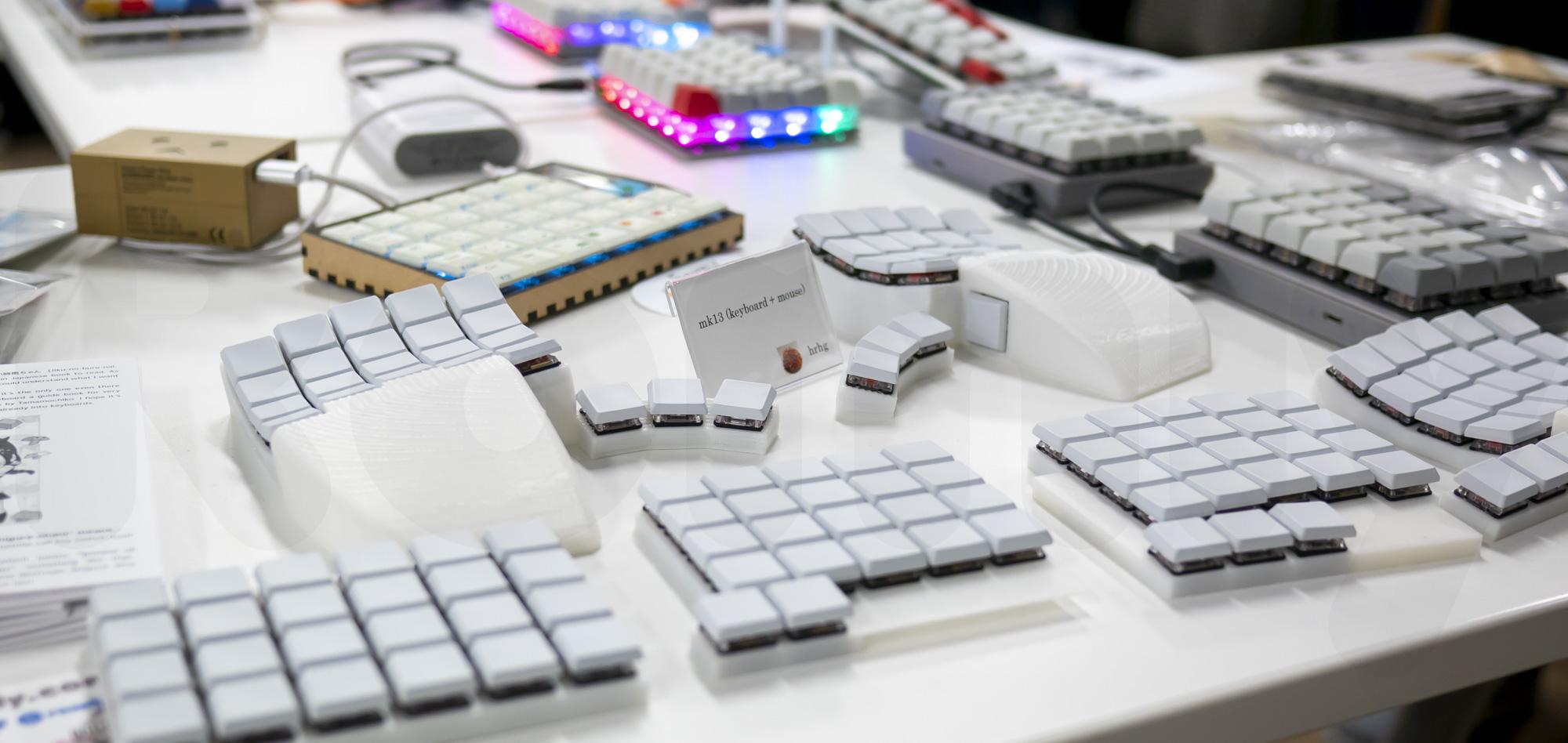 hrhg's keyboards
