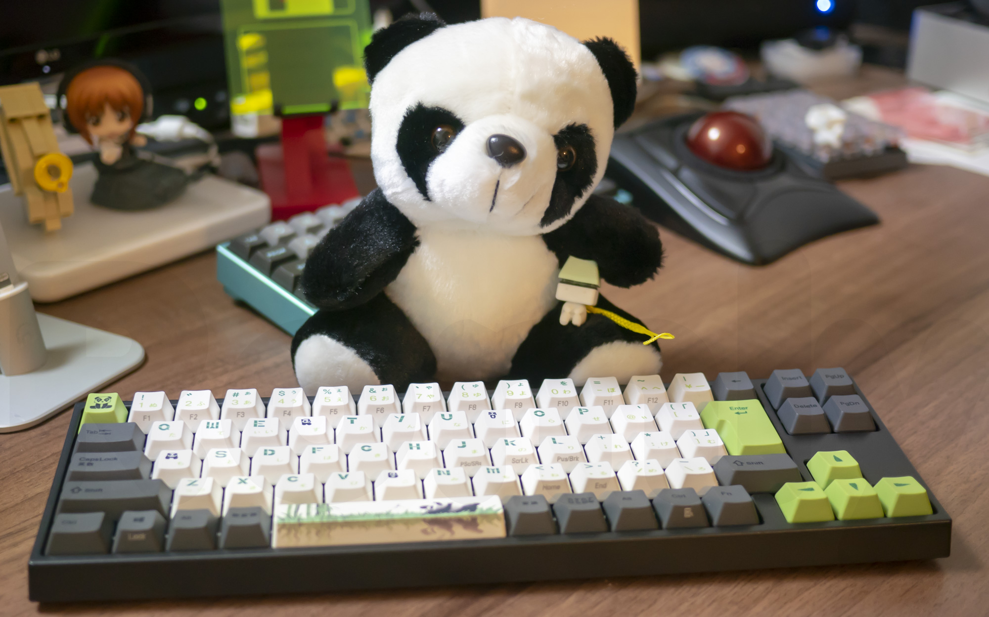 VARMILO Panda with Keycappie