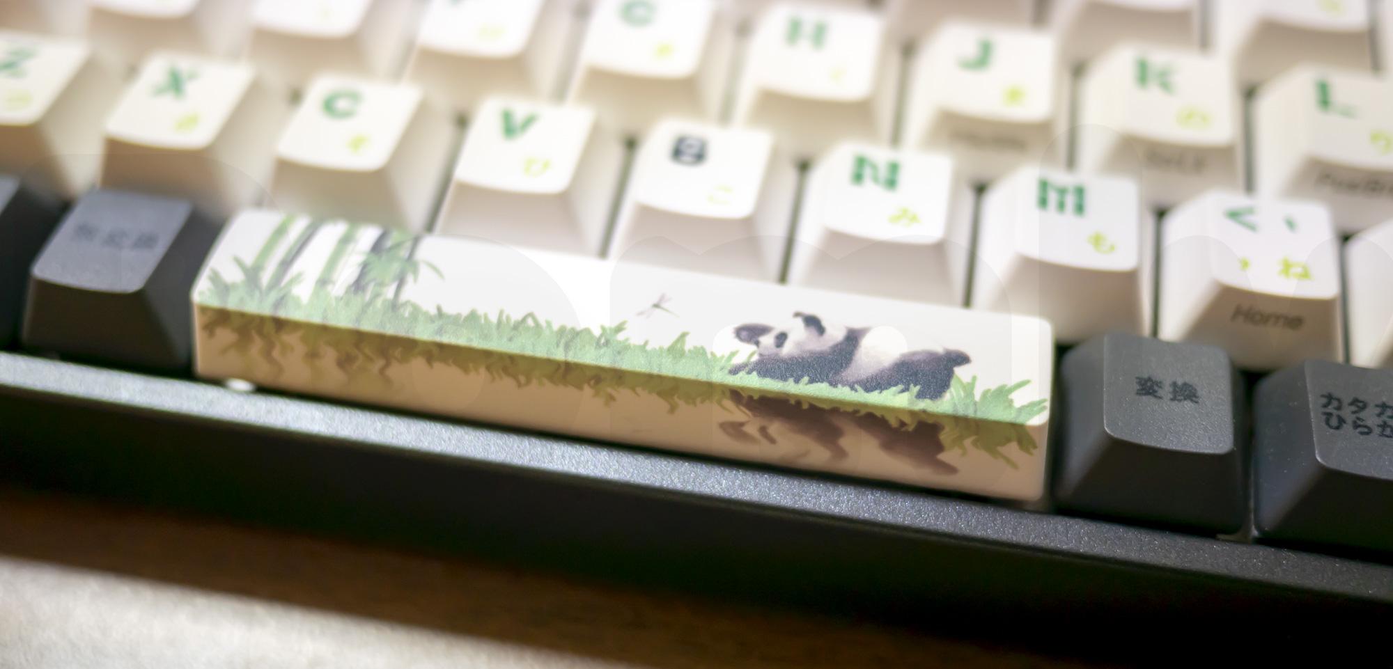 VARMILO Panda Spacebar