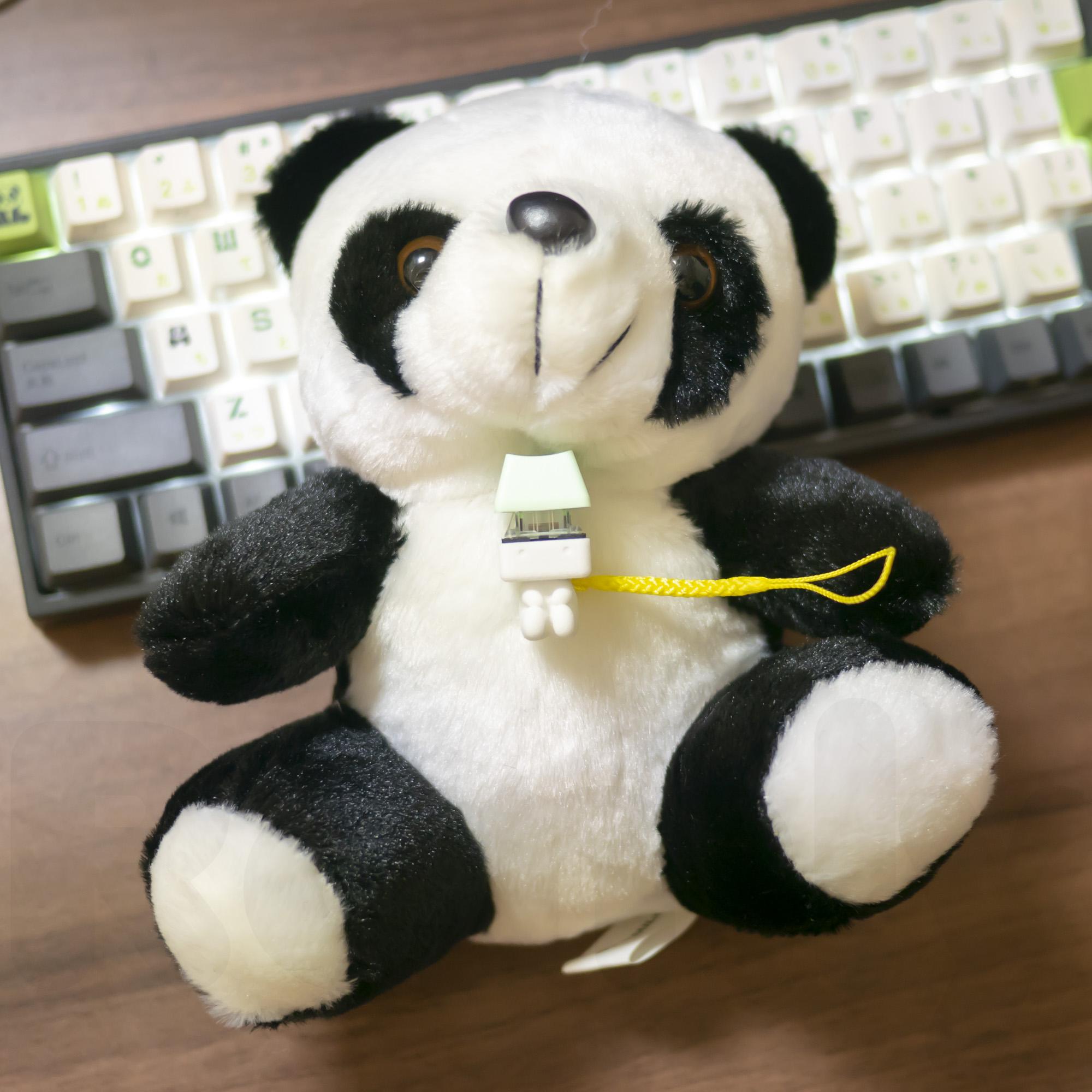 VARMILO Panda パンダ