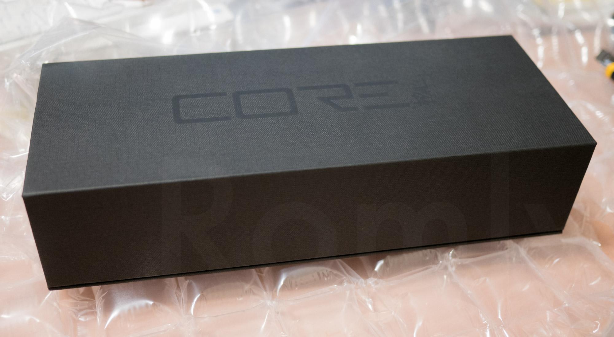 Vortex Core: The Box