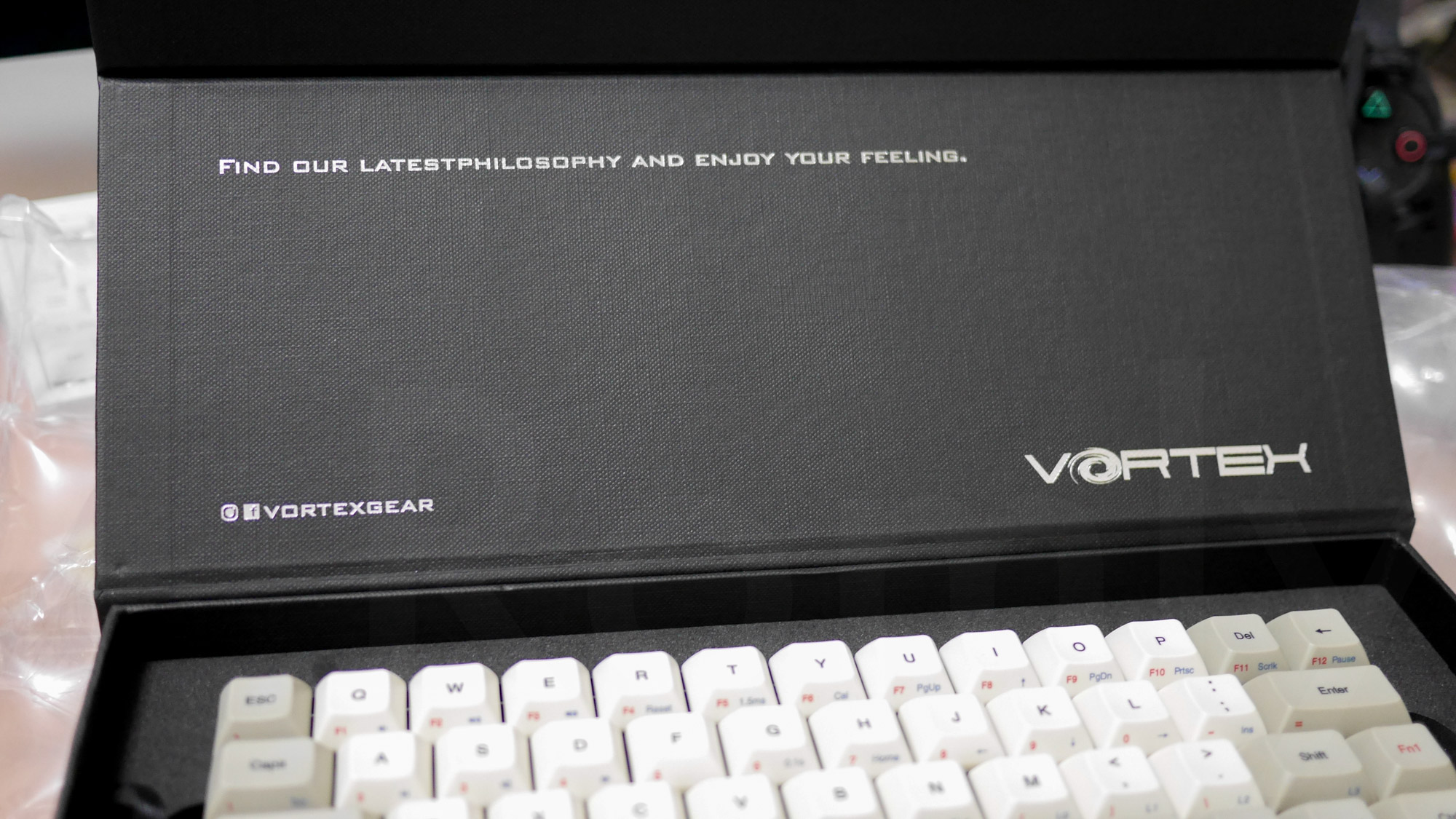 Vortex Core: Inside box