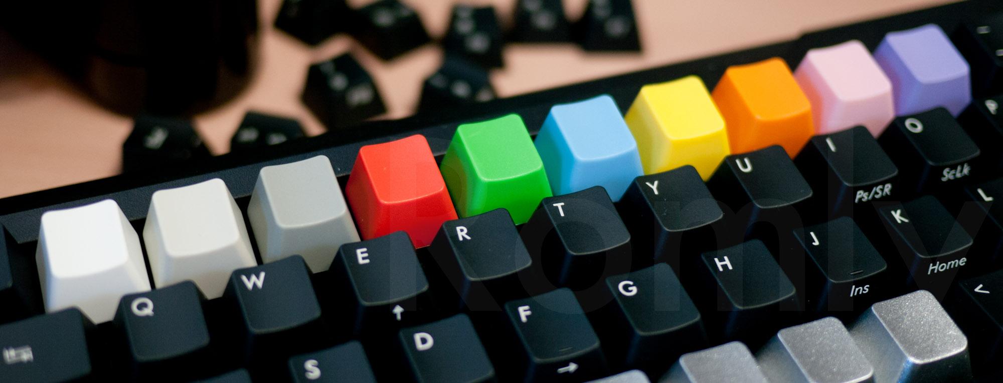 WASD Keyboards