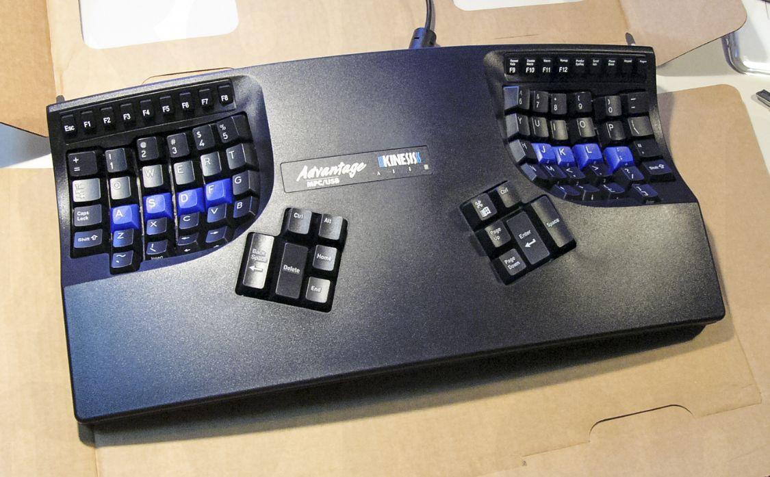 Kinesis Contoured Keyboard