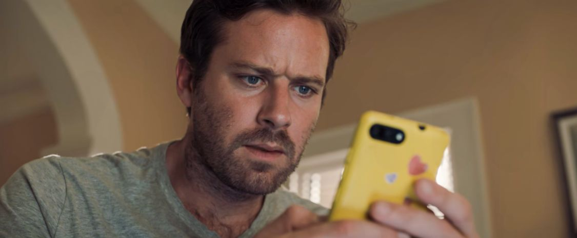 Armie Hammer - Wounds(2019)