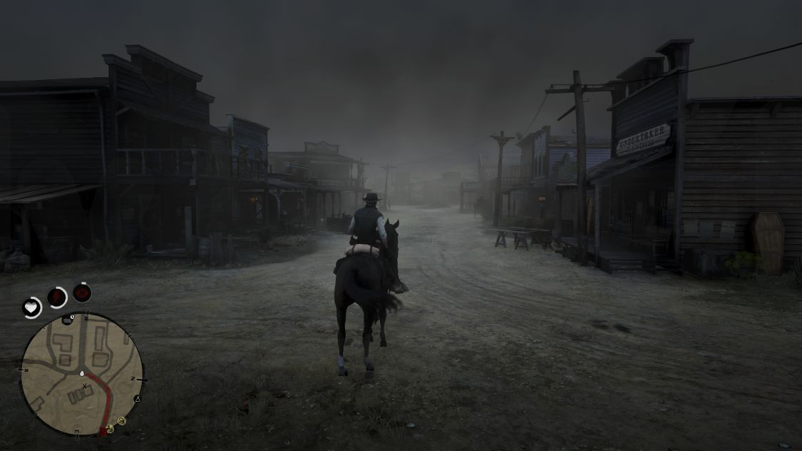 Red Dead Redemption 2 アルマジロ