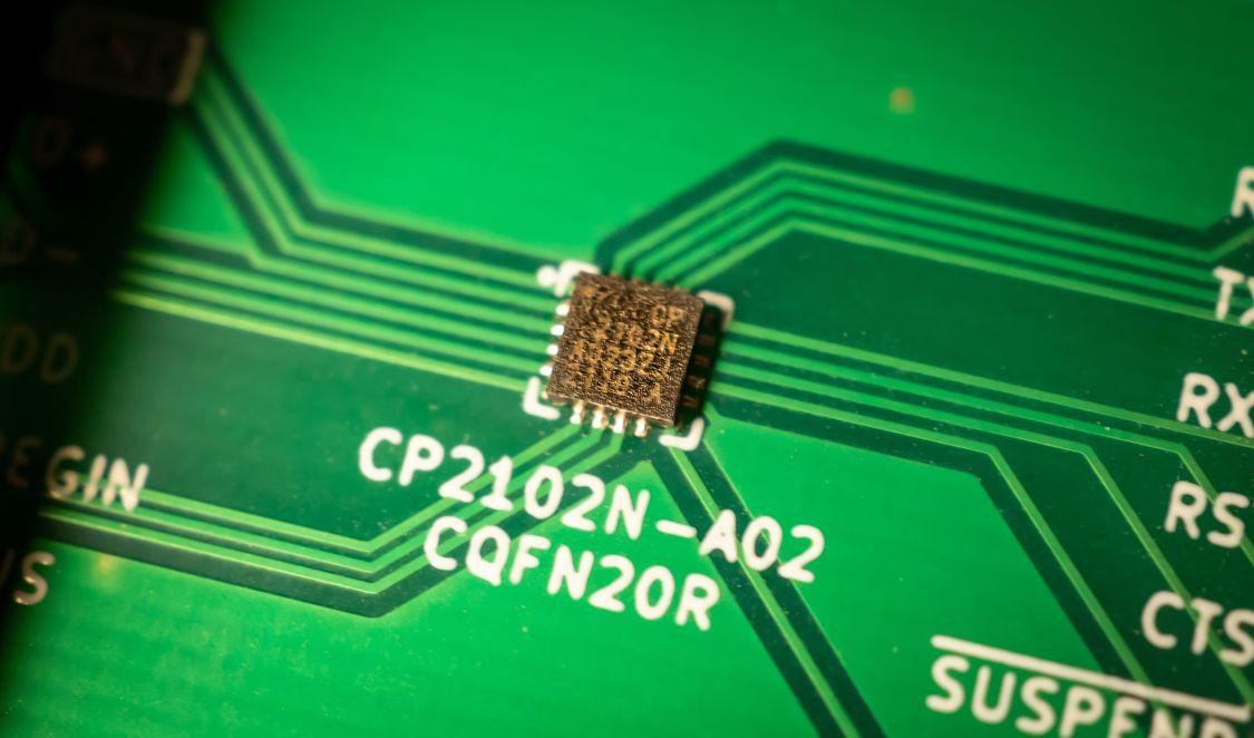 CP2102N-CQFN20R