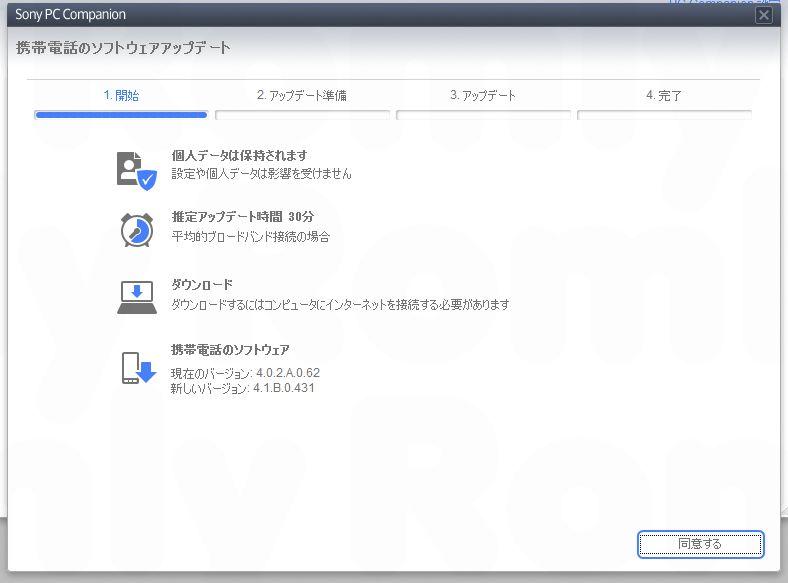 Xperia Mini Pro ICS Update2